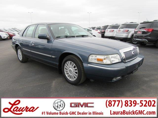 2007 mercury grand marquis ls ls 4dr sedan for sale in. Black Bedroom Furniture Sets. Home Design Ideas