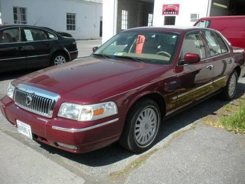 2007 mercury grand marquis ls special holiday price. Black Bedroom Furniture Sets. Home Design Ideas
