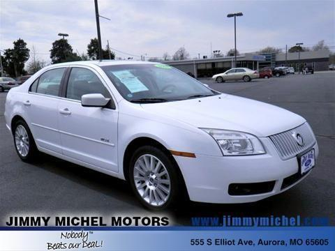 2007 mercury milan 4 door sedan for sale in aurora for Jimmy michel motors aurora mo