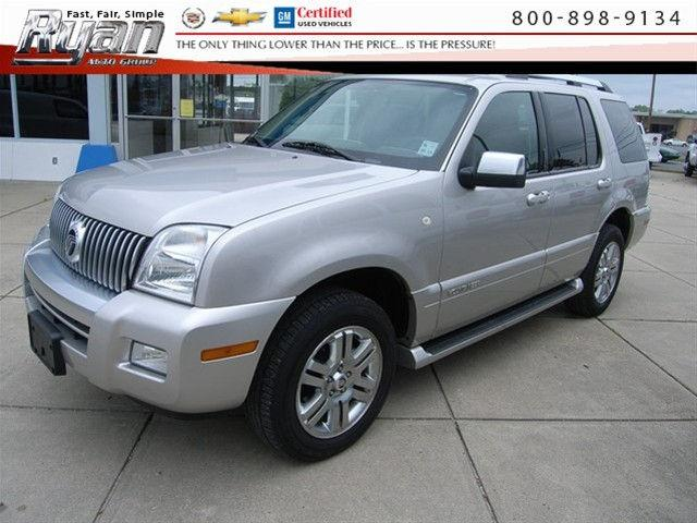 2007 mercury mountaineer premier for sale in monroe louisiana classified. Black Bedroom Furniture Sets. Home Design Ideas