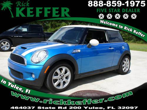2007 MINI Cooper 3 Dr Hatchback S