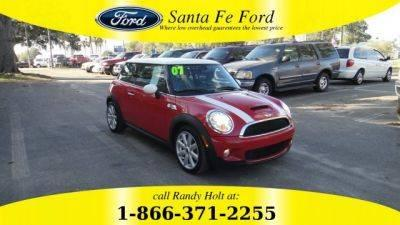 2007 Mini Cooper Gainesville FL 866-371-2255 near Lake