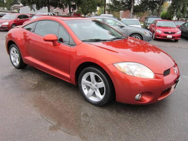 2007 mitsubishi eclipse gt for sale in byesville ohio. Black Bedroom Furniture Sets. Home Design Ideas