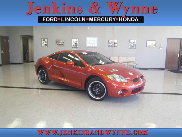 2007 mitsubishi eclipse gt for sale in clarksville. Black Bedroom Furniture Sets. Home Design Ideas