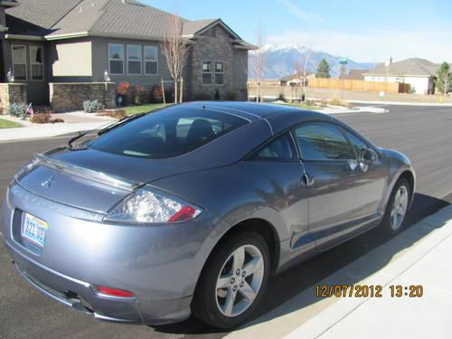 2007 mitsubishi eclipse gt for sale in centerville nevada classified. Black Bedroom Furniture Sets. Home Design Ideas