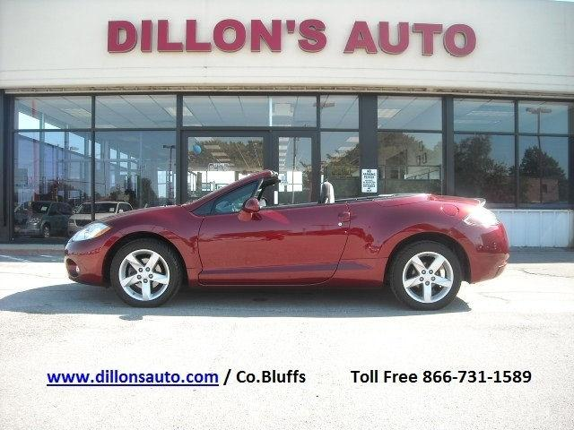 2007 mitsubishi eclipse spyder gs for sale in council. Black Bedroom Furniture Sets. Home Design Ideas
