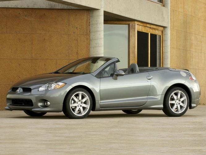 2007 Mitsubishi Eclipse Spyder GS Chantilly, VA for Sale in Chantilly, Virginia Classified ...
