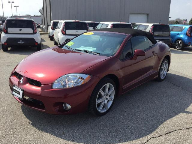 2007 Mitsubishi Eclipse Spyder GT GT 2dr Convertible
