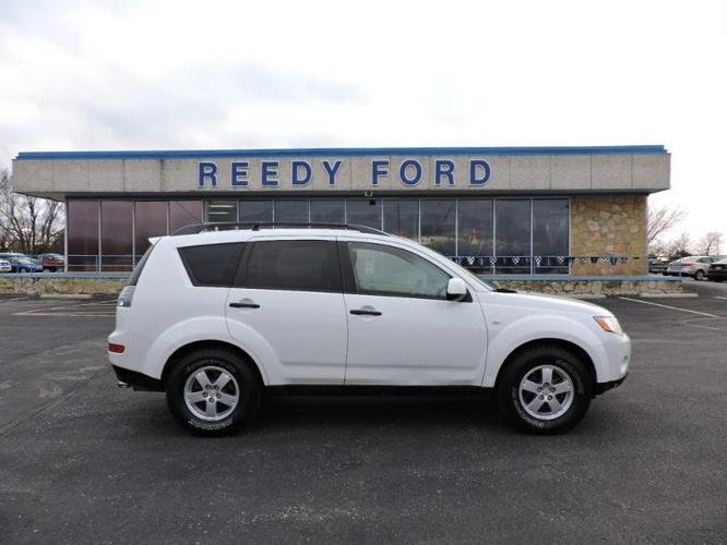 2007 Mitsubishi Outlander LS AWD LS 4dr SUV for Sale in ...