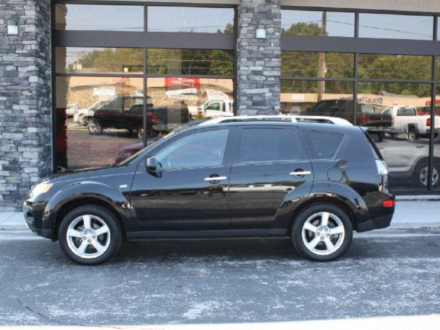 2007 mitsubishi outlander xls for sale in new tazewell. Black Bedroom Furniture Sets. Home Design Ideas