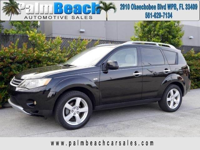 2007 mitsubishi outlander xls xls 4dr suv for sale in west. Black Bedroom Furniture Sets. Home Design Ideas