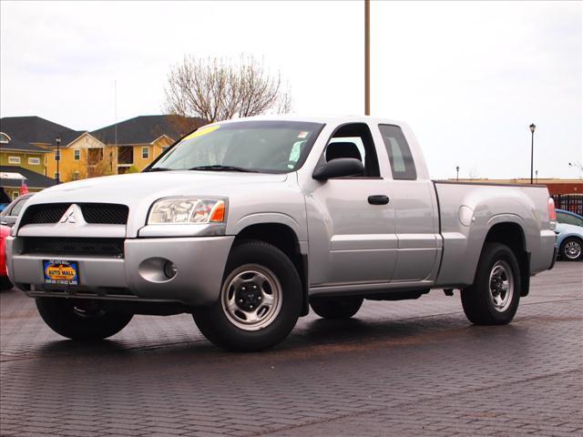 2007 Mitsubishi Raider Ls For Sale In Champaign Illinois Classified
