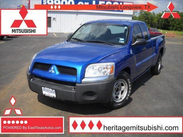 2007 Mitsubishi Raider Ls For Sale In Longview Texas Classified