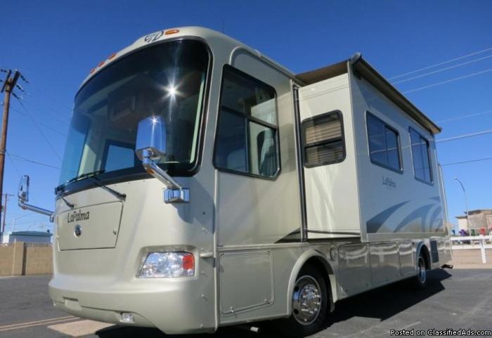 2007 Monaco La Palma 34pdd For Sale In Oklahoma City  Oklahoma Classified