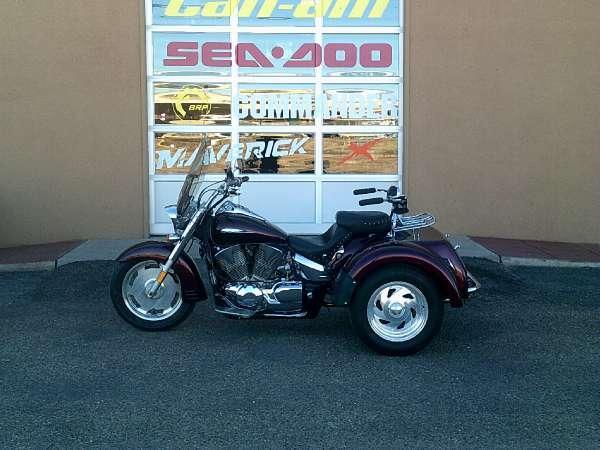 2007 Motor Trike Vtx 1300 For Sale In Waco Texas