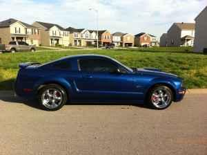 2007 mustang gt owensboro ky for sale in owensboro kentucky classified. Black Bedroom Furniture Sets. Home Design Ideas