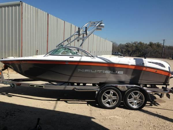 2007 Nautique 211 For Sale In Southlake Texas Classified