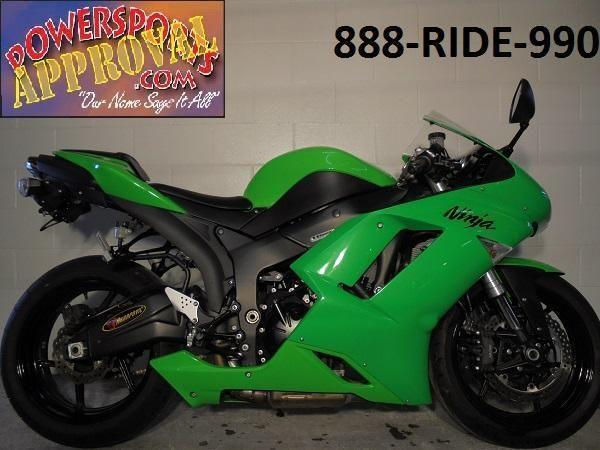 2007 Ninja ZX6R for sale CONSIGN