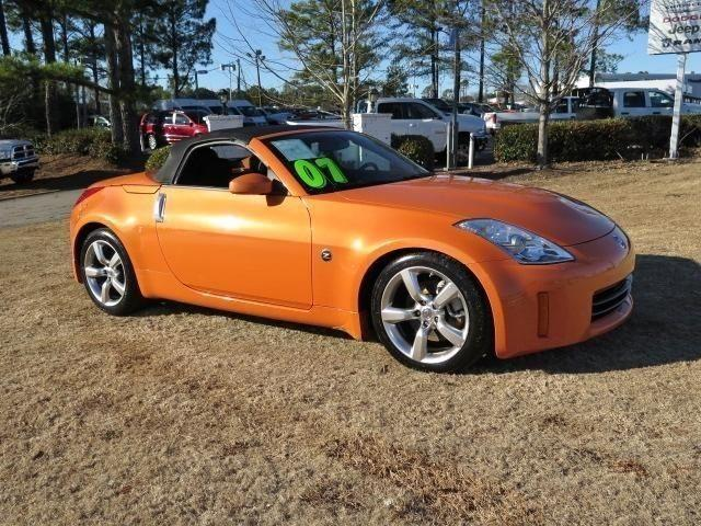 2007 nissan 350z convertible 2dr roadster manual touring convertible rh palmharbor americanlisted com 350z 2007 manual for sale 2007 nissan 350z manual for sale near me