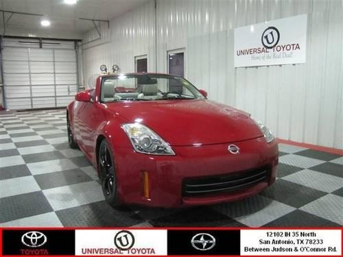 2007 nissan 350z convertible grand touring for sale in live oak texas classified. Black Bedroom Furniture Sets. Home Design Ideas