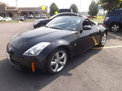 2007 nissan 350z convertible grand touring for sale in hot springs arkansas classified. Black Bedroom Furniture Sets. Home Design Ideas