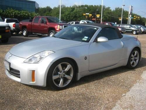 2007 nissan 350z convertible roadster touring convertible. Black Bedroom Furniture Sets. Home Design Ideas