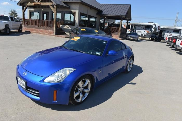 2007 nissan 350z coupe for sale in abilene texas classified. Black Bedroom Furniture Sets. Home Design Ideas