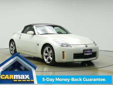 2007 nissan 350z grand touring grand touring 2dr convertible 3 5l v6 6m for sale in kenosha. Black Bedroom Furniture Sets. Home Design Ideas