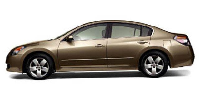 2007 Nissan Altima 2.5 S 2.5 S 4dr Sedan (2.5L I4 6M)