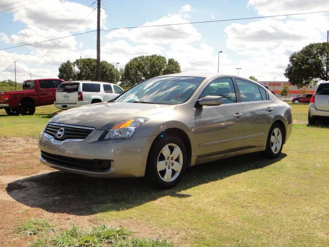 2007 nissan altima 2 5 s for sale in ada oklahoma classified. Black Bedroom Furniture Sets. Home Design Ideas