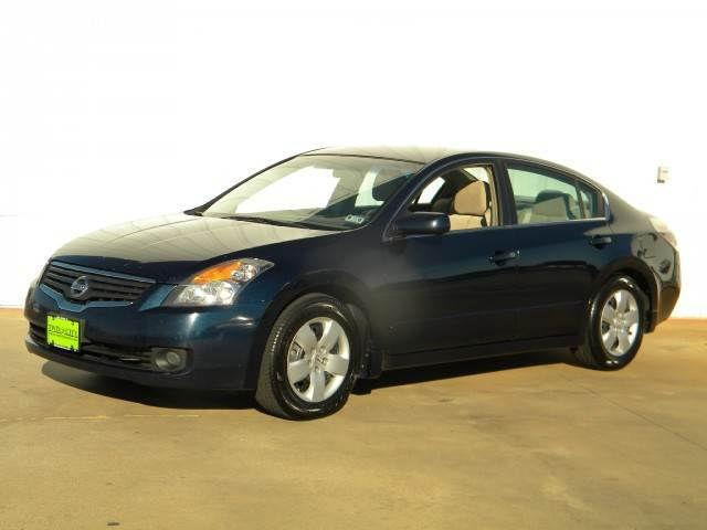 2007 nissan altima 2 5 s for sale in port arthur texas classified. Black Bedroom Furniture Sets. Home Design Ideas