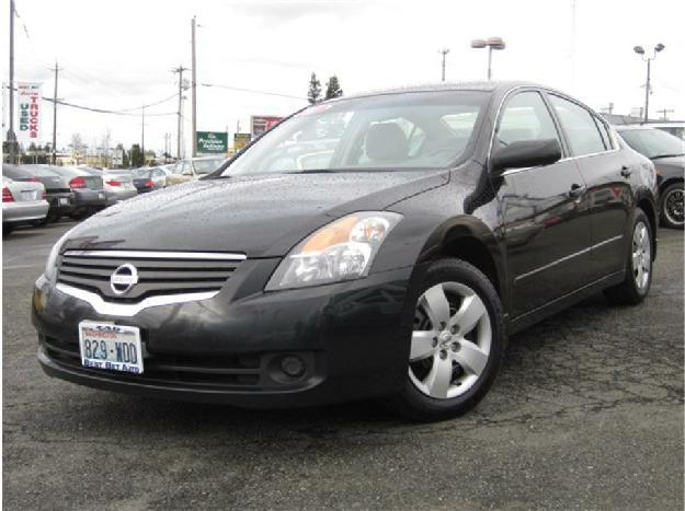 2007 nissan altima 2 5 sedan 4d for sale in lynnwood washington classified. Black Bedroom Furniture Sets. Home Design Ideas