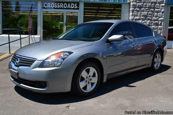 2007 nissan altima 2 5s automatic transmission ravena for sale in ravena new york. Black Bedroom Furniture Sets. Home Design Ideas