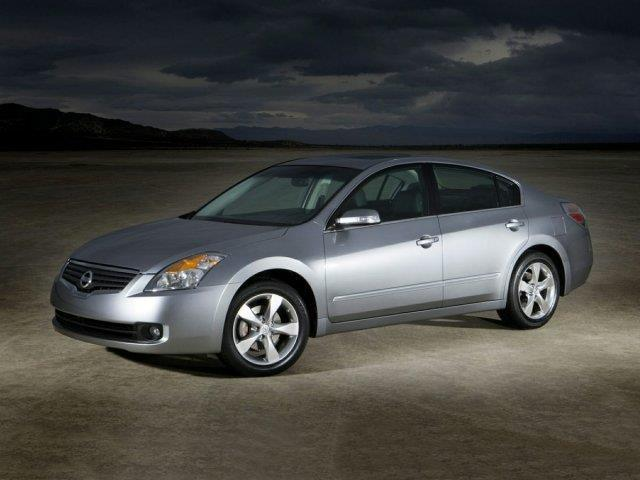 2007 Nissan Altima 3.5 SE 3.5 SE 4dr Sedan (3.5L V6 6M)