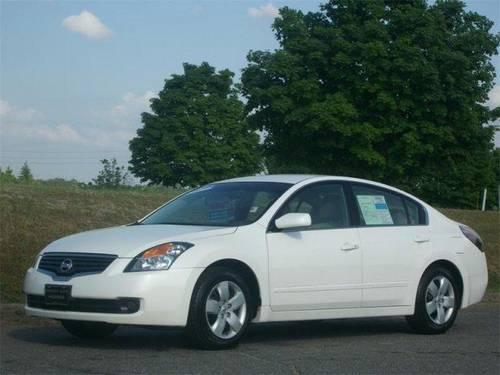 2007 nissan altima sedan 2 5s for sale in alexander mills north carolina classified. Black Bedroom Furniture Sets. Home Design Ideas
