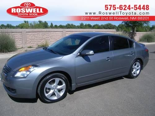 2007 nissan altima sedan 3 5 se for sale in elkins new mexico classified. Black Bedroom Furniture Sets. Home Design Ideas