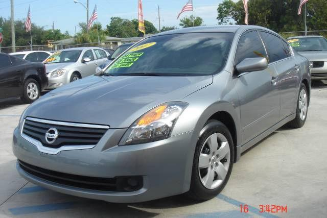 2007 nissan altima for sale in hollywood florida classified. Black Bedroom Furniture Sets. Home Design Ideas