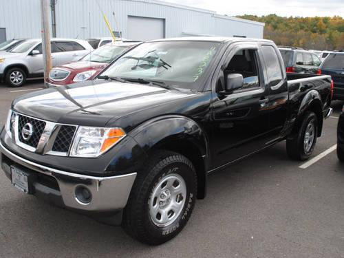 2007 nissan frontier king cab 4x4 for sale in new hampton new york classified. Black Bedroom Furniture Sets. Home Design Ideas