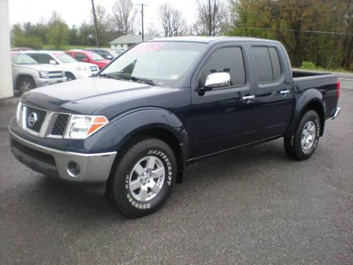 2007 nissan frontier nismo crew cab 4wd for sale in butler pennsylvania classified. Black Bedroom Furniture Sets. Home Design Ideas