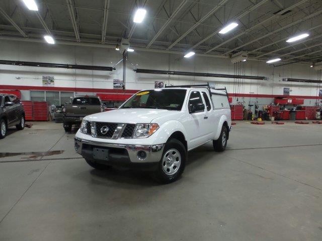 2007 Nissan Frontier SE SE 4dr King Cab 4WD 6.1 ft. SB