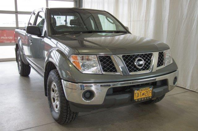 2007 nissan frontier se se 4dr king cab 4wd 6 1 ft sb 4l v6 6m for sale in anchorage alaska. Black Bedroom Furniture Sets. Home Design Ideas