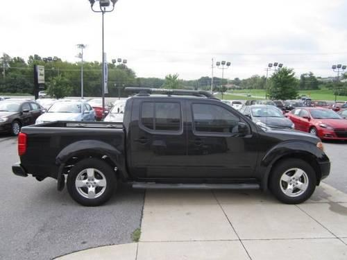 2007 nissan frontier truck 2wd crew cab swb auto le for sale in gallatin tennessee classified. Black Bedroom Furniture Sets. Home Design Ideas