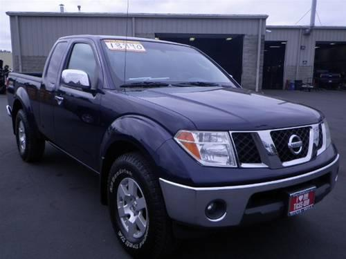 2007 nissan frontier truck nismo for sale in tacoma washington classified. Black Bedroom Furniture Sets. Home Design Ideas