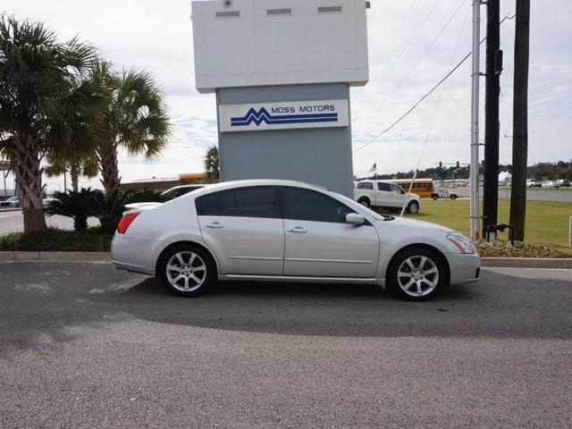 2007 nissan maxima 3 5 se 3 5 se 4dr sedan for sale in lafayette louisiana classified. Black Bedroom Furniture Sets. Home Design Ideas