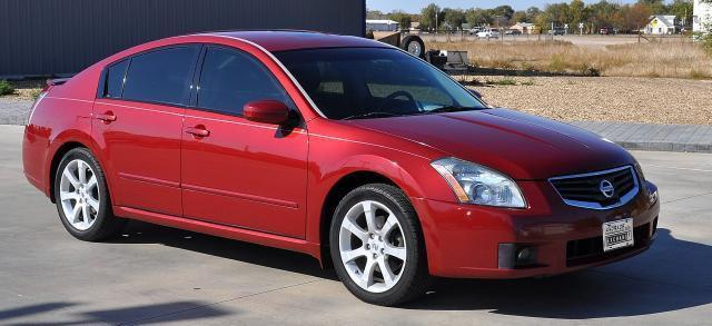 2007 nissan maxima 3 5 se for sale in liberal kansas. Black Bedroom Furniture Sets. Home Design Ideas