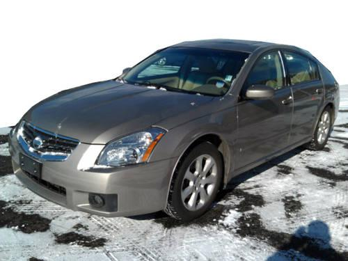 2007 nissan maxima 3 5 sl for sale in middlebury connecticut classified. Black Bedroom Furniture Sets. Home Design Ideas