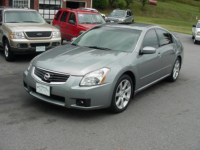 2007 nissan maxima for sale in jefferson north carolina classified. Black Bedroom Furniture Sets. Home Design Ideas