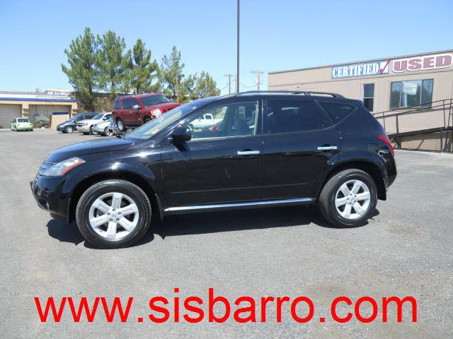 2007 nissan murano 2007 nissan murano car for sale in for Las cruces motor vehicle division las cruces nm