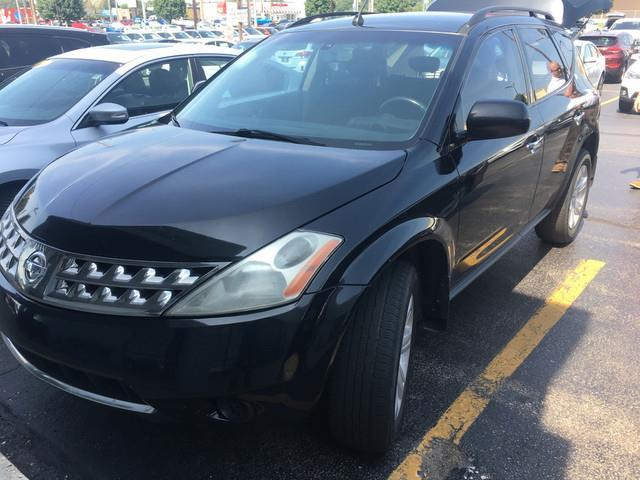 2007 Nissan Murano S AWD S 4dr SUV