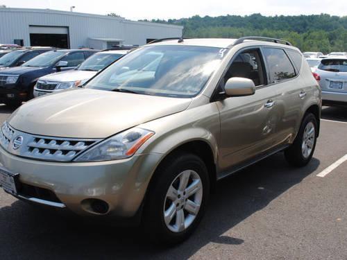 2007 Nissan Murano SUV AWD S for Sale in New Hampton New
